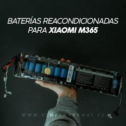 Batería xiaomi m365 re...