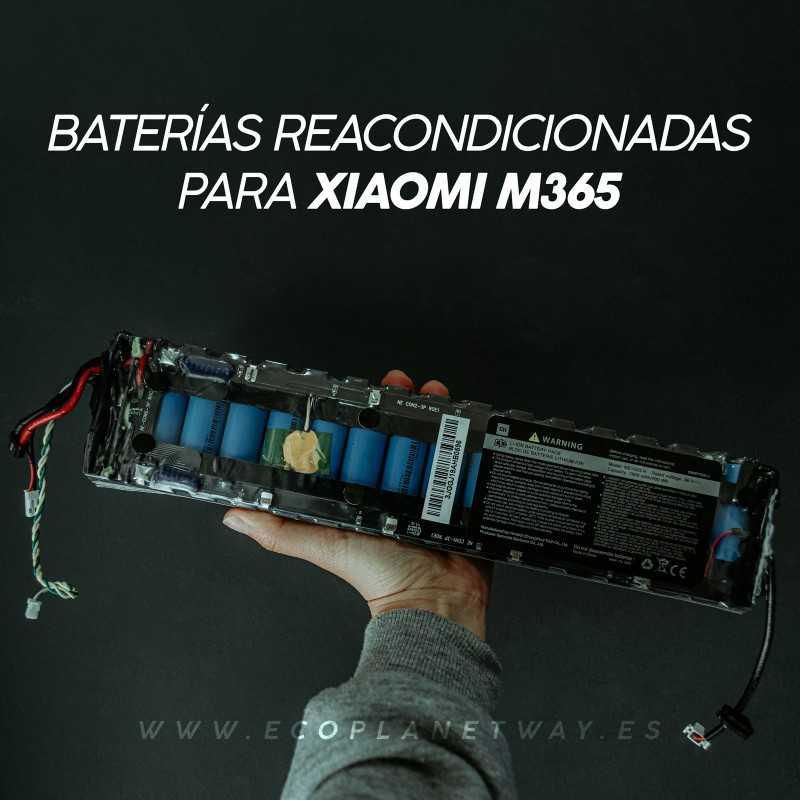 Batería xiaomi m365 re acondicionada