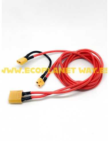 Cable extensor bateria 2s