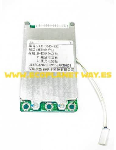 BMS 13S bateria litio 48v