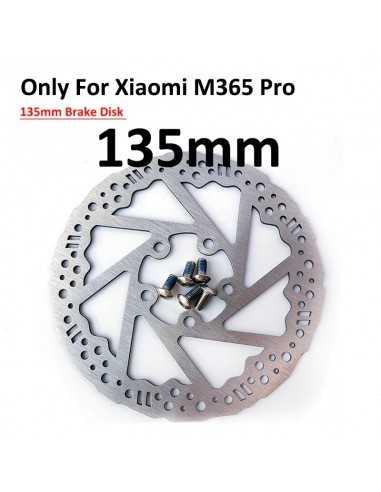 Disco de freno 135mm para Xiaomi M365...