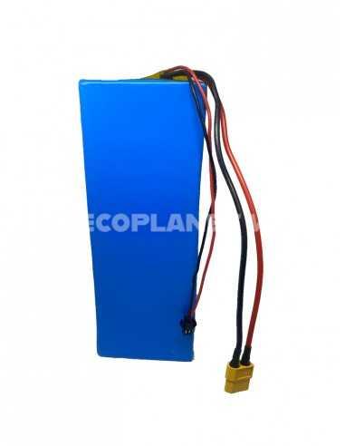 Batería litio 48V 10500mAh 10A LG 18650