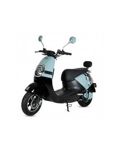 Moto eléctrica MOMA 800W. Matriculable.