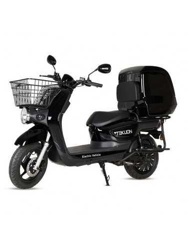 Scooter eléctrico de 2000W con baúl...