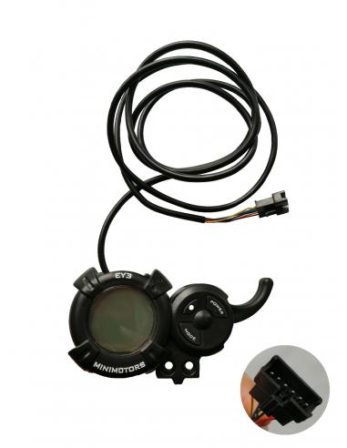 Cable de conexión Display EYE minimotors