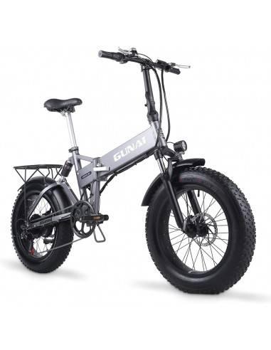 Gunai Bicicleta de montaña Plegable...
