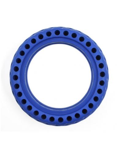 Rueda maciza azul 8x2 para Xiaomi...
